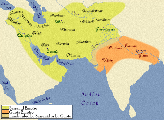 Harappa World Map.Indus Valley Chronology