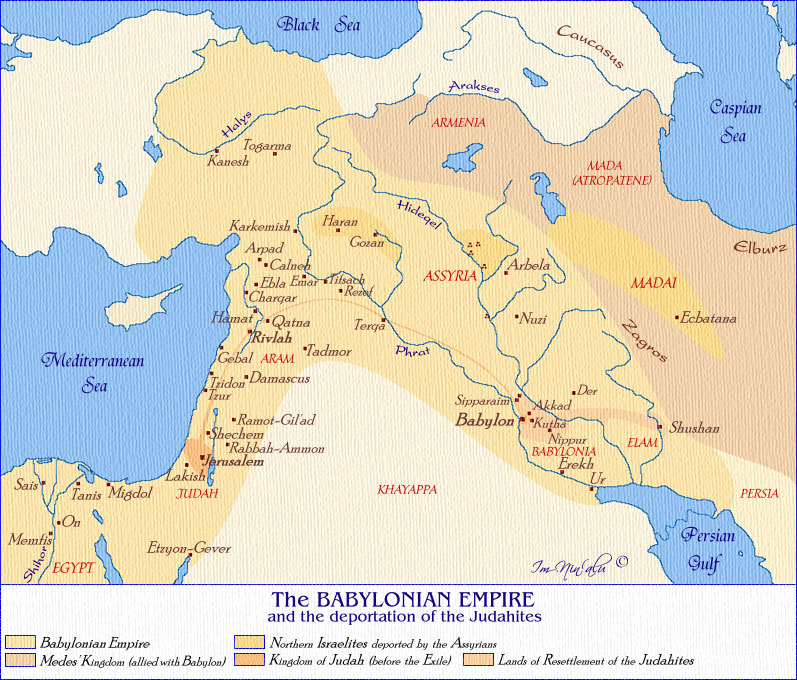 File:Religions of the ancient world, including Egypt ...  |Babylonian Empire Phoenicia